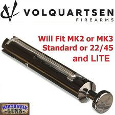 Volquartsen Competition Bolt Ruger Mark 2 3 & 22/45 & Lite Black dlc Mk Iii Ii