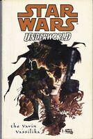 STAR WARS: UNDERWORLD: THE YAVIN VASSILIKA TPB 1ST PRINT VF DARK HORSE COMICS