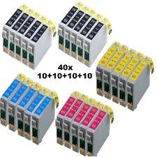 40x für Epson Stylus SX130 SX230 SX235W SX420 SX425W SX430W SX435W SX440W SX445W