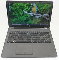 "HP 255 G6 15.6"" Laptop AMD A4-9125/ 8GB RAM / 500GB SSD Windows 10 Home"