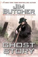 Ghost Story (Dresden Files, No. 13), Butcher, Jim, Acceptable Book