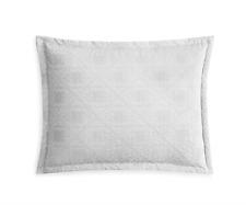 Sky Tile Matelasse Standard Pillow Sham - 2 Pack - Light Grey