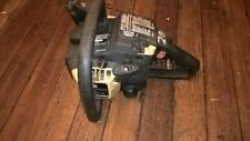 McCulloch Ms1635 Chainsaw Powerhead For Parts or Repair