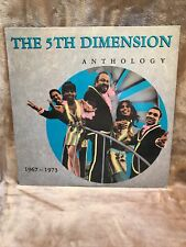 Anthology (1967-1973) by The 5th Dimension (Vinyl, 1986, 2 Records, Rhino)