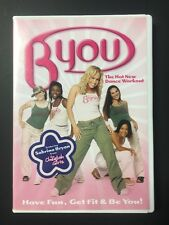 BYou (DVD, 2006) Cheeta Girl's Sabrina Bryan Dance Instruction girls exercise