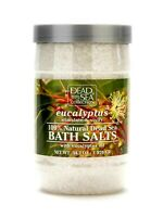 Dead Sea Collection 100% Natural Eucalyptus Bath Salts 970 GR