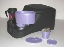 To Go Bowl in LAVENDAR - fits in car's cup holder - Free Shipping!