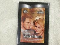 MARIA GALANTE DVD SPENCER TRACY KETTI GALLIAN JACQUES DEVAL NEW NUEVA