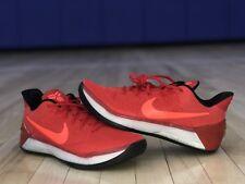 quality design 04d8c f0b34 Nike Kobe AD A D PE DEROZAN UNIVERSITY Red Black White 852425 608 SIZE 10