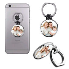 Personalised Photo Memories Metal Ring Stand Holder For Samsung Captivate Glide