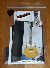 Gibson Les Paul Double Cut Case Candy Manual Warranty Wrench Guitar Parts GForce