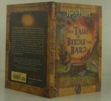 J K Rowling / The Tales of Beedle the Bard Signed 1st Edition 2008 #1401053