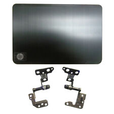 New for HP Envy6 Envy 6-1000 Top Case LCD Back Cover+Hinges 692382-001