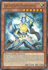 Yugioh! Lightray Sorcerer - GAOV-EN032 - Rare - Unlimited Edition Near Mint, Eng