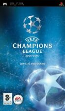 UEFA Champions League 07 (Sony PSP, 2007)