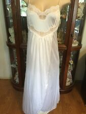 Vintage Barad Nightgown Sissy Lingerie Size M