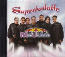 Grupo Mojado Superbailable CD No Plastic Seal