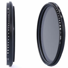 49mm Slim Fader Variable ND Filter Neutral Density  ND2 ND8 ND16 to ND400