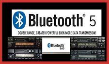 Bluetooth 5.0 + AUX Umrüstung Mercedes Becker BE1150 BE1350 BE1650 BE2010 BE2210