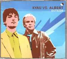 Kyau & Albert - Outside - CDM - 2001 - Trance 7TR