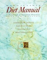 Mayo Clinic Diet Manual: A Handbook of Nutrition Practice