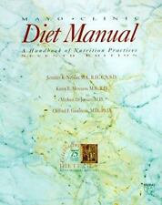 Mayo Clinic Diet Manual: A Handbook of Nutrition Practice-ExLibrary