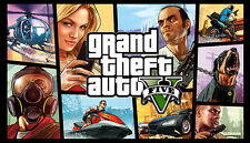 Grand Theft Auto V 5 (PC) -  Region Free - Rockstar Social Club KEY