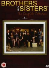 Brothers and Sisters The Complete Collection Season Series 1 - 5 Reg 4 DVD