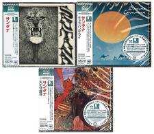 SANTANA-3 TITLES-JAPAN BLUE SPEC CD2 SET 193