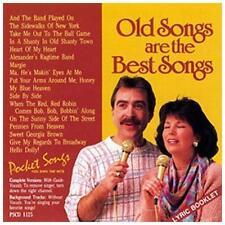 Old Songs Are The Best Songs, various, Good Karaoke