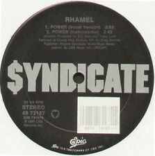 RHAMEL - Power / Peace - Rhyme Syndicate - 49 73167 - Usa