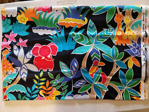Lot 668 The Fun Zone by Hoffman Fabrics, 2.66 Yards, Looks Like Quilting Cotton