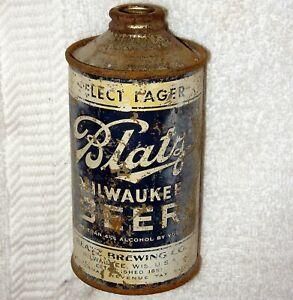 Blatz 4-1/2% Beer (Empty)