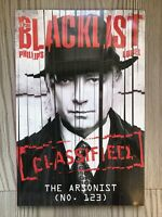 The Blacklist Vol 2: The Arsonist - Nicole Phillips , First Print