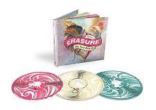 Erasure Always The Very Best of 3 X CD Deluxe Edition 2015 &