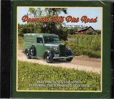 Down the Old Dirt Road ~ Rick Thum - Hammered Dulcimer ~ Folk ~ CD ~ New