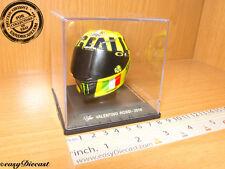 VALENTINO ROSSI MOTO-GP AGV HELMET CASCO CASQUE 1/5 2016 AUTODROMO MUGELLO