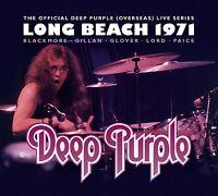 DEEP PURPLE - LONG BEACH 1971 2 VINYL LP NEU