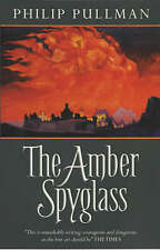 The Amber Spyglass. (His Dark Materials): Adult Edition, By Philip Pullman,in Us