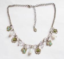 Crystal Enamel Charm Costume Necklaces & Pendants