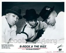 1997 Hip Hop Rap Group B Rock & The Bizz Agee Brothers Press Photo