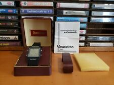 Quasatron Saturn 1 game watch with box.