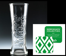 Carlsberg Personalised 1 Pint Beer Lager Glass + 1 Beer Mat Birthday + Gift Box