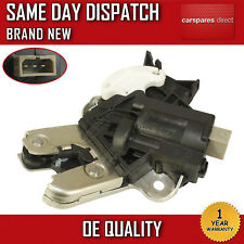 AUDI A6, A8, RS6, S8 TAILGATE BOOT LOCK LATCH CATCH MECHANISM 2002>2011 3 PIN