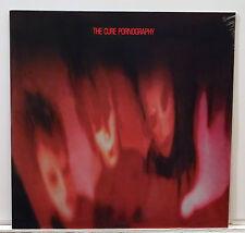 THE CURE Pornography VINYL LP Sealed Joy Division New Order