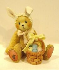 CHERISHED TEDDIES - BESSIE  SOME BUNNY LOVES YOU