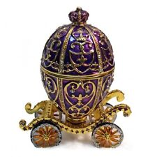 Egg-box in the style of Faberge .Collector Eggs.collectable,rare,gift