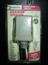 Intermatic 120/240Vac Surge Lightning Arrester Grade Model Ag2401C