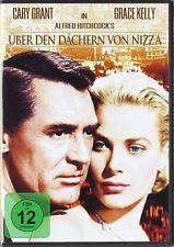 DVD ÜBER DEN DÄCHERN VON NIZZA v. Alfred Hitchcock, Grace Kelly, Cary Grant +NEU