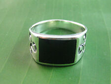 Onyx Sterling Silver Jewellery for Men